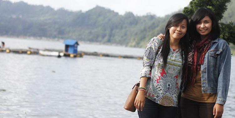 Tepi Danau Batur